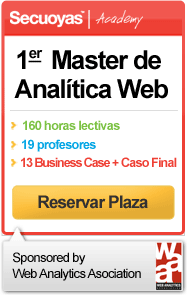 Máster Analitica Web